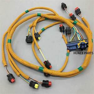 Engine Wire Harness 296  2964617 Fits For Caterpillar 320d Excavator  U2013 Excavator Spare Parts