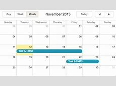 Creating Event Calendar with dhtmlxScheduler and AngularJS