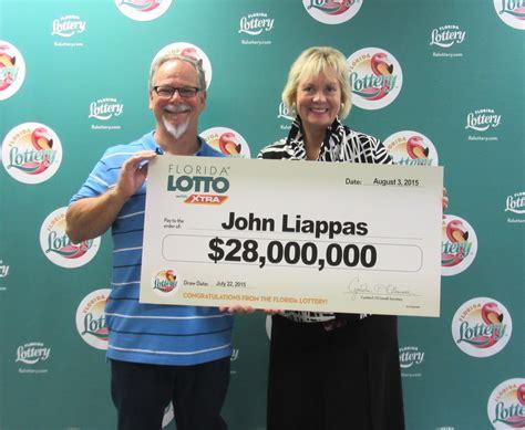 Man Wins  Million Lotto