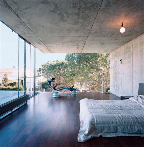 open space bedroom design villa bio by enric ruiz geli 5 thecoolist the modern design lifestyle magazine