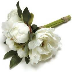 wedding flower bouquets bleu bird design white anemones the quot it quot flower for bridal bouquets