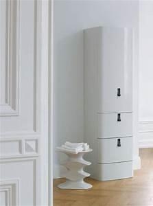Meuble De Salle De Bain Colonne : quel meuble de rangement pour la salle de bains ~ Teatrodelosmanantiales.com Idées de Décoration