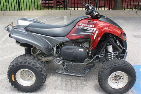 kawasaki kfx 700 kawasaki kfx 700 motorcycles for sale in arkansas