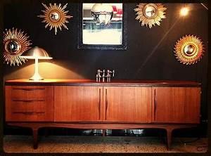 Buffet Scandinave Vintage : enfilade scandinave made in danemark teck 3 portes 3 tiroirs prix sur demande enfilade ~ Teatrodelosmanantiales.com Idées de Décoration