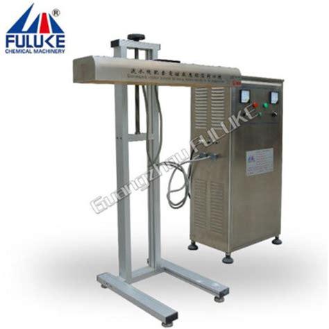 china flk ce induction aluminium foil sealing machine price china foil seal induction sealing