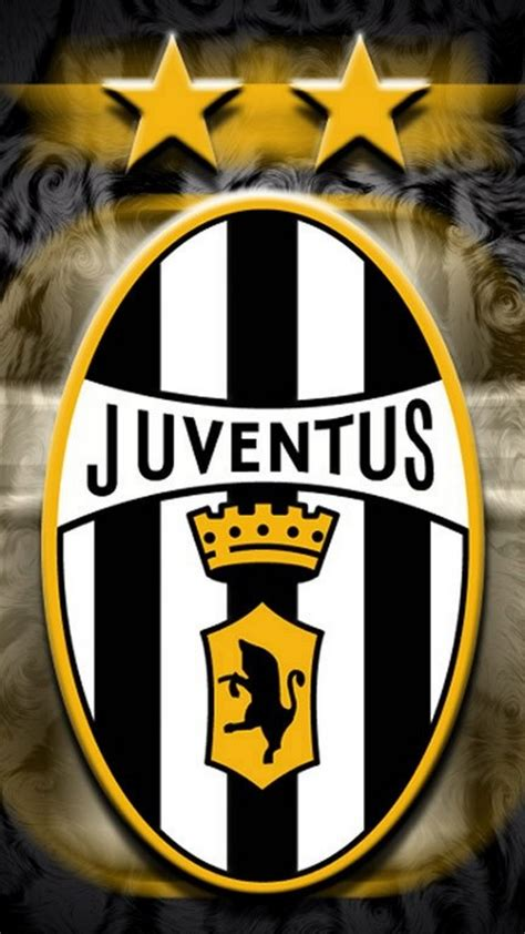 Logo Juventus Wallpaper | 2021 3D iPhone Wallpaper