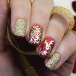 Wedding Nail Art Designs 2016
