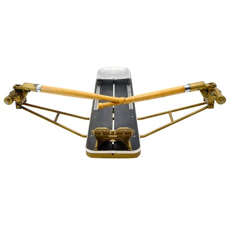 Mac Levy Rowing Exercise Machine 1893 At 1stdibs