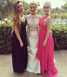 375 best celeb weddings With morgan stewart wedding dress