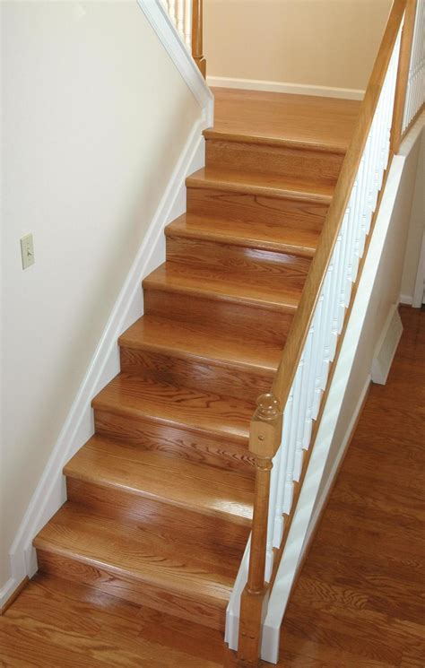 A Step in the Right Direction: StareCasing Hardwood