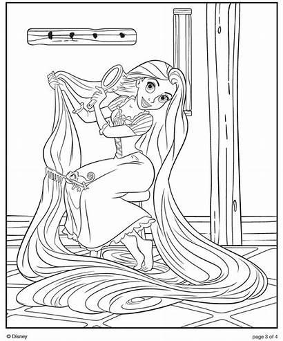 Rapunzel Tangled Colorir Desenhos Animado Ranpunzel Desenho