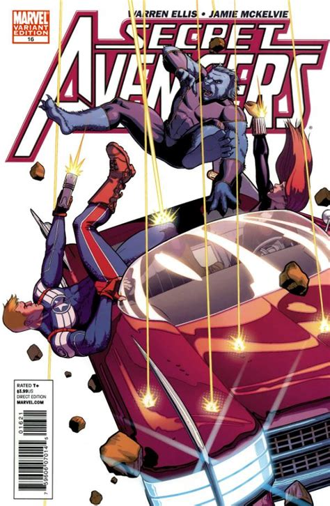 avengers mckelvie secret jamie single variant issues comics quadrinhos artista covers creators rabbit hole following down marvel warren ellis matthew
