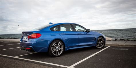 Gran Coupe Bmw by 2015 Bmw 435i Gran Coupe Review Photos Caradvice