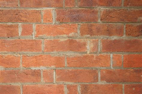 Old Red Brick Wall Free Background Texture Free Textures