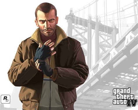 47 Grand Theft Auto Iv Hd Wallpapers