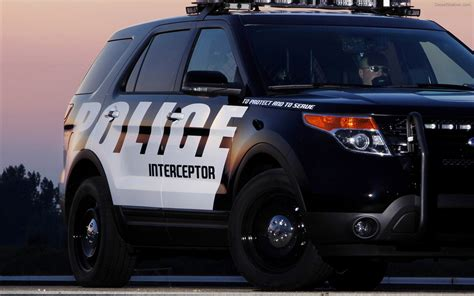 Ford Police Interceptor Utility Vehicle 2018 Widescreen