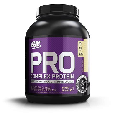 Amazon.com: Optimum Nutriton Pro Complex Whey Protein