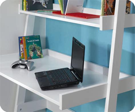 meuble etagere bureau meuble etagere pour bureau coloris blanc armoire portes