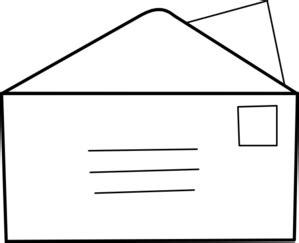 11478 mail letter clipart letter clip at clker vector clip