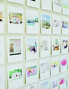 Bilderwand Gestalten Ohne Rahmen : fotowand ideen lassen sie ihre wand einzigartig aussehen ~ Markanthonyermac.com Haus und Dekorationen