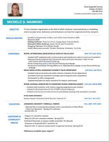 my resume from my resume resume cv template exles