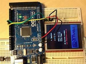 Ulcd-24pt To Arduino - Beginner Problems