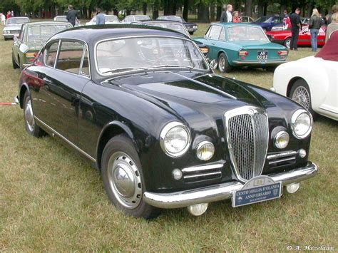 19511958 Lancia Aurelia B20 Gt Coup Lancia Supercarsnet