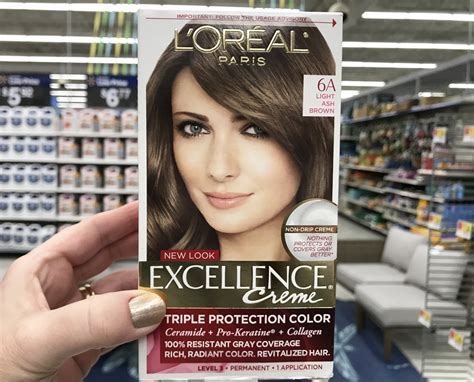 L'oreal Hair Color, Only .97 At Walmart!