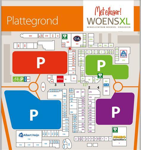 eindhoven woensxl retailbooking