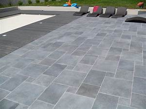 le carrelage pour exterieur With photo de terrasse en carrelage