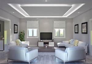 Modele De Salon : mod le de villa de type traditionnel de 115m2 tage dans ~ Premium-room.com Idées de Décoration