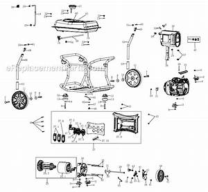 Powermate Pm0143250 Parts List And Diagram