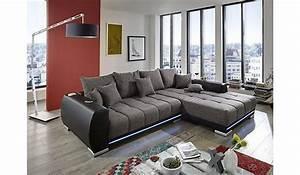 Sofa Mit Led Und Sound : sofa anaheim mit led beleuchtung und lautsprechern in vielen farben ecksofa eckcouch ~ Orissabook.com Haus und Dekorationen