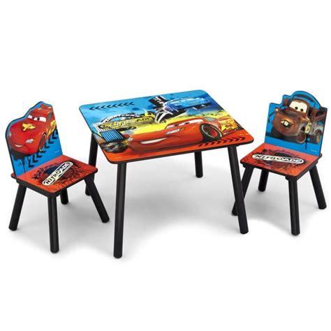 table et chaise cars ensemble table et chaise enfant achat vente ensemble