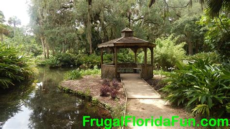 garden state park washington oaks gardens state park frugal florida