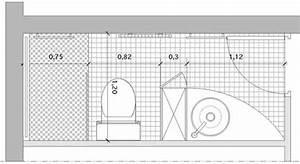 Plan Petite Salle D Eau : un rangement pour s parer point d eau et w c the baltic post ~ Dallasstarsshop.com Idées de Décoration