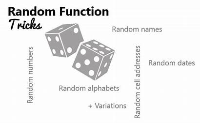 Excel Random Function Functions Tricks Goodly Archives