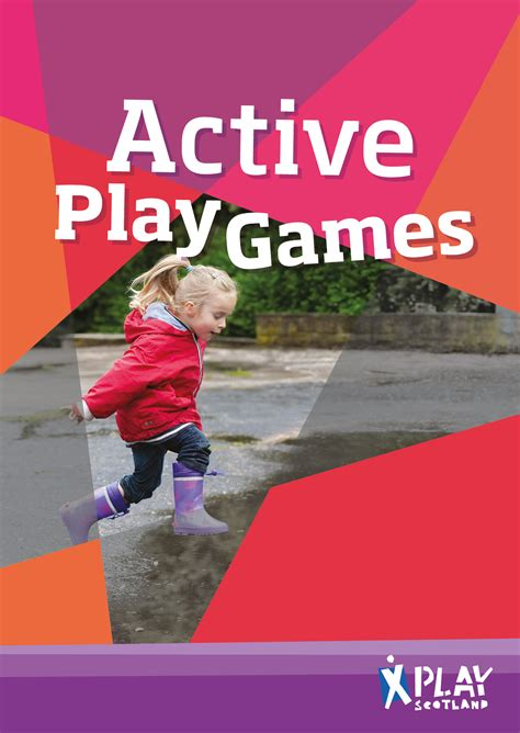 Active play booklet - Play Scotland