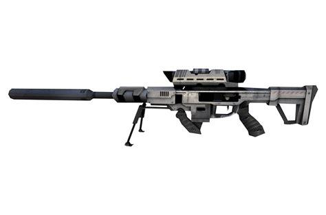 Black Ops Tactical Sniper Scope Combo