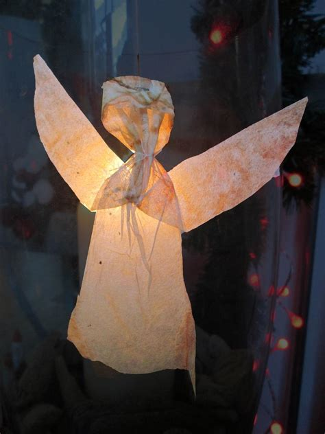 unique  tea bag flying angel allfreechristmascraftscom