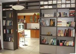 étagère Séparation De Pièce : bibliotheque de separation bibliotheque separation sur ~ Dailycaller-alerts.com Idées de Décoration