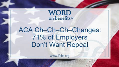 What Employers Don T Want To See On A Resume by Aca Ch Ch Ch Changes 71 Of Employers Don T Want Repeal