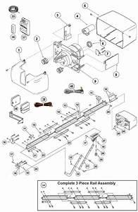 Genie Ac Screw Drive Model Parts