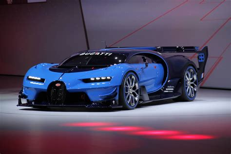 Dont know where it came from. Video: Making the Bugatti Vision Gran Turismo - GTspirit
