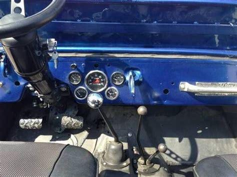 purchase   willys jeep cj  cja  flat fender