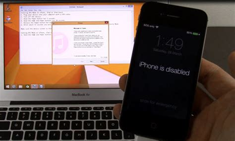 iphone disabled how to recover photos from disabled iphone selectively