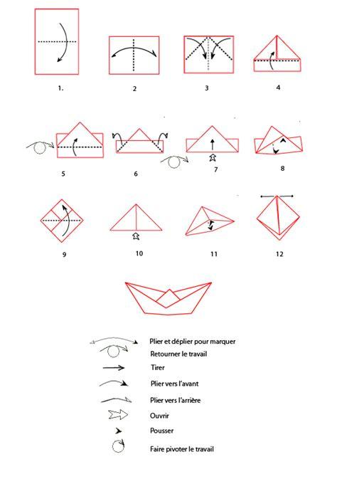 croquis de bateau en origami t 234 te 224 modeler