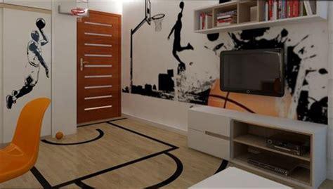 chambre deco deco chambre theme basket