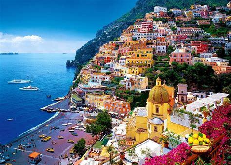 Colors Of The Amalfi Coast Unusual Places