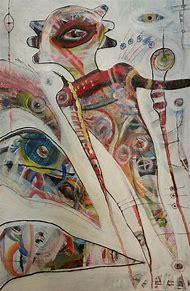 Outsider Art Paintings